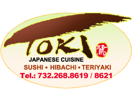 Toki Japanese Restaurant, Red Bank, NJ